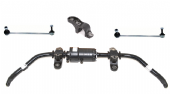 Front Anti Roll Bar, Mountings & Links - With Active Cornering Enhancement